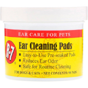 Miracle Care Ear Cleaning Pads For Dogs & Cats 90 Pads