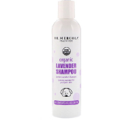 Dr. Mercola Healthy Pets Organic Lavender Shampoo for Dogs 8 fl oz (237 ml)