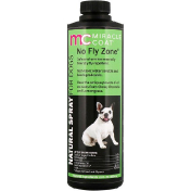 Miracle Care Miracle Coat Natural Spray For Dogs No Fly Zone 12 fl oz (355 ml)