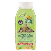 Citrus Magic Pet Natural Litter Box Odor Eliminator Citrus Scent 11.2 oz (317 g)