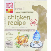 The Honest Kitchen Revel Dehydrated Whole Grain Dog Food Chicken Recipe 2 lbs (0.9 kg)