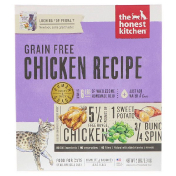 The Honest Kitchen Grain-Free Dehydrated Cat Food Chicken Recipe 2 lbs (0.9 kg)