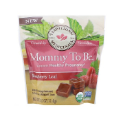 Traditional Medicinals Organic Mommy to Be Raspberry Leaf 14 Individually Wrapped Chews 2.52 oz (71.4 g)