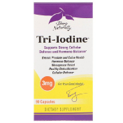 EuroPharma Terry Naturally Tri-Iodine 3 мг 90 капсул