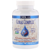 CORAL LLC Coral Complex 3 180 Vegetable Capsules