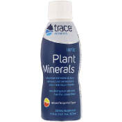 Trace Minerals Research Ionic Plant Minerals Natural Tangerine Flavor 17 fl oz (503 ml)