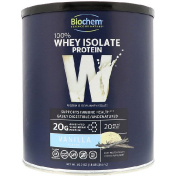 Biochem 100% Whey Isolate Protein Vanilla 30.2 oz (857 g)
