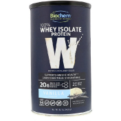 Biochem 100% Whey Isolate Protein Vanilla 15.1 oz (428 g)