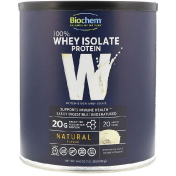 Biochem 100% Whey Isolate Protein Natural Flavor 24.6 oz (699 g)