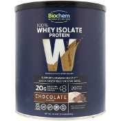 Biochem 100% Whey Isolate Protein Chocolate Flavor 30.9 oz (878 g)