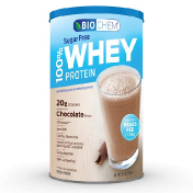Biochem 100% Whey Protein Sugar Free Chocolate Flavor 12.5 oz (355 g)