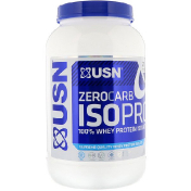 USN Zero Carb ISOPRO 100% Whey Protein Isolate Apple Pie 1.65 lb (750 g)