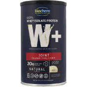 Biochem 100% Whey Isolate Protein W+ Joint Natural Flavor 9.67 oz (274 g)