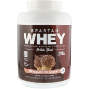 Sparta Nutrition Spartan Whey Chocolate Ice Cream 5 lb