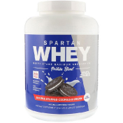 Sparta Nutrition Spartan Whey Double Stuffed Cookies & Cream 5 lb