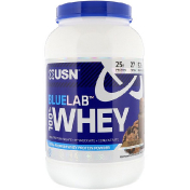USN BlueLab 100% Whey Peanut Butter & Choc Chip Cookie 2 lbs (907.2 g)