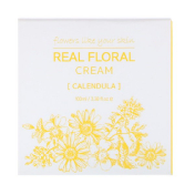 Nacific Real Floral Cream Calendula 3.38 fl oz (100 ml)