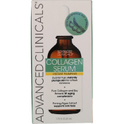 Advanced Clinicals Collagen Serum 1.75 fl oz (52 ml)