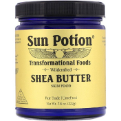 Sun Potion Shea Butter Wildcrafted 7.8 oz (222 g)
