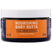 Fatco Nourishing Baby Butta Unscented 4 fl oz (118 ml)