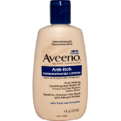 Aveeno Active Naturals Anti-Itch Concentrated Lotion External Analgesic/Skin Protectant 4 fl oz