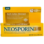 Neosporin Multi-Action Pain Itch Scar Ointment 1.0 oz (28.3 g)