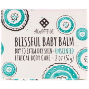 Alaffia Blissful Baby Balm Dry to Extra Dry Skin Unscented 2 oz (57 g)