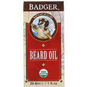 Badger Company Organic Beard Oil Navigator Class 1 fl oz (29.6 ml)