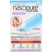 Nasopure Носовые Wash System Little Squirt Kit 1 комплект
