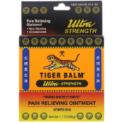 Tiger Balm Pain Relieving Ointment Ultra Strength 1.7 oz (50 g)