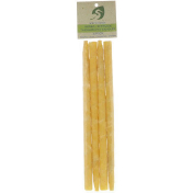 White Egret Personal Care Herbal Beeswax Therapeutic Candles 4 Pack