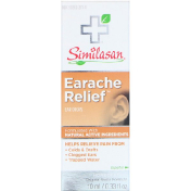 Similasan Earache Relief Ear Drops 0.33 fl oz (10 ml)