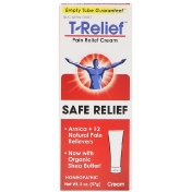 MediNatura T-Relief Pain Relief Cream 2 oz (57 g)
