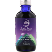 Little Moon Essentials Magical Muscle Oil Relieving Massage Oil 2 oz (59 ml)
