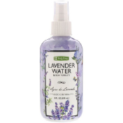 De La Cruz Lavender Water Body Spray 8 fl oz (236 ml)