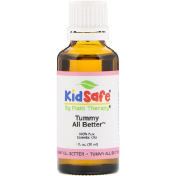 Plant Therapy KidSafe 100% Pure Essential Oil Tummy All Better 1 fl oz (30 ml)