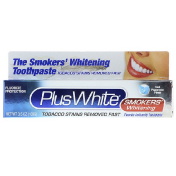 Plus White The Smokers' Whitening Toothpaste Cool Peppermint Flavor 3.5 oz (100 g)
