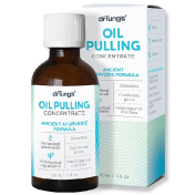 Dr. Tung's Oil Pulling Concentrate Ancient Ayurvedic Formula 50 ml (1.7 fl oz)