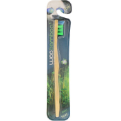 Woobamboo Soft Adult Toothbrush 1 Toothbrush