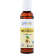 Aura Cacia Skin Care Oil Rejuvenating Apricot Kernel 4 fl oz (118 ml)