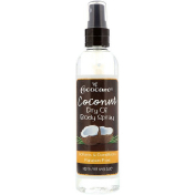 Cococare Coconut Dry Oil Body Spray 6 fl oz (180 ml)