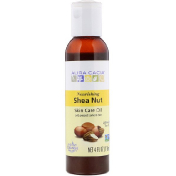 Aura Cacia Skin Care Oil Nourishing Shea Nut 4 fl oz (118 ml)