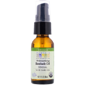 Aura Cacia Organic Baobab Oil Skin Care Oil 1 fl oz (30 ml)
