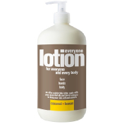 EO Products Everyone Lotion 3 in 1 Coconut + Lemon 32 fl oz (946 ml)