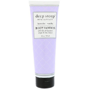 Deep Steep Body Lotion Lavender Vanilla 8 fl oz (237 ml)