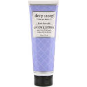 Deep Steep Body Lotion Fresh Lavender 8 fl oz (237 ml)
