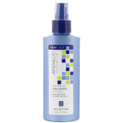 Andalou Naturals Argan Stem Cells Hair Spray Age Defying 6 fl oz (178 ml)