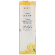 Gigi Spa Petite Applicators for Facial Waxing 100 Applicators