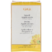 Gigi Spa Small Applicators for Facial Waxing 100 Applicators