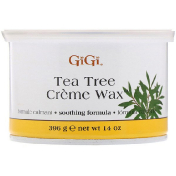 Gigi Spa Tea Tree Creme Wax 14 oz (396 g)